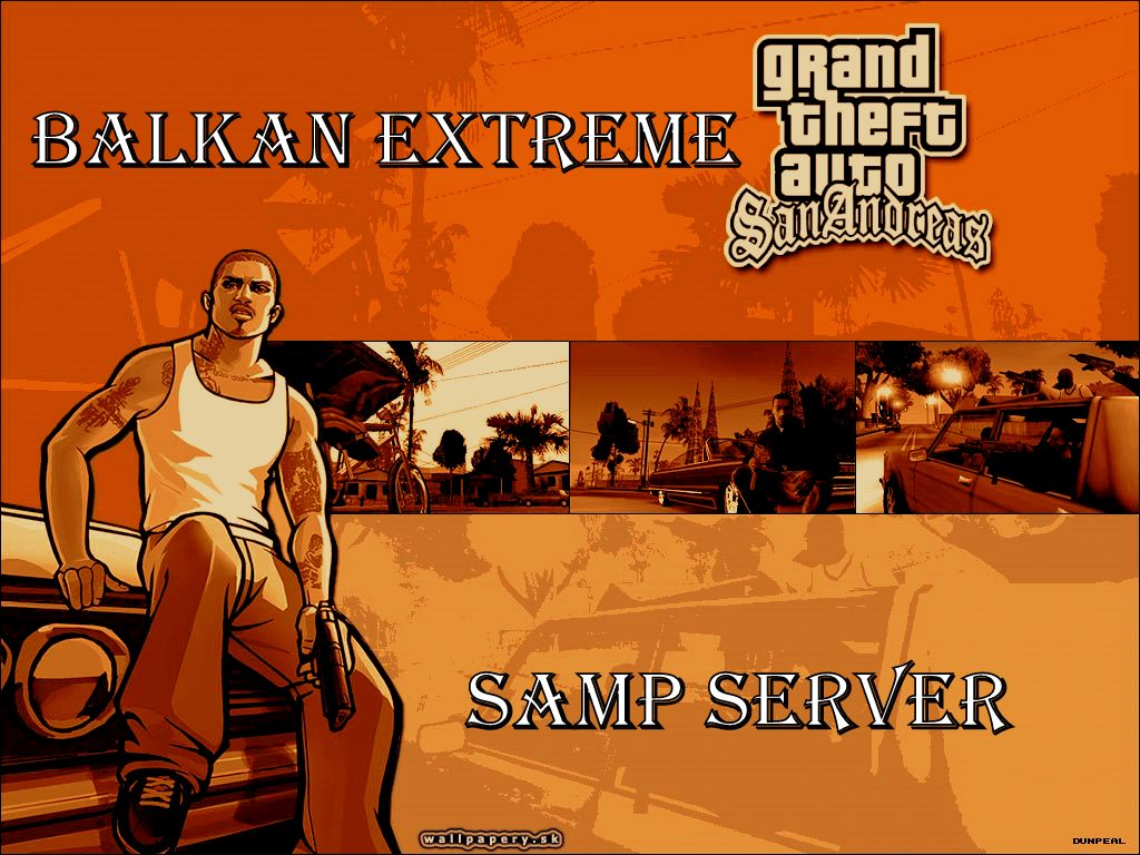 Balkan Extreme Samp Server